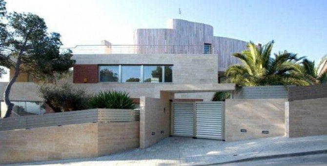 Neymar And Messi Houses In Barcelona Eliore Properties